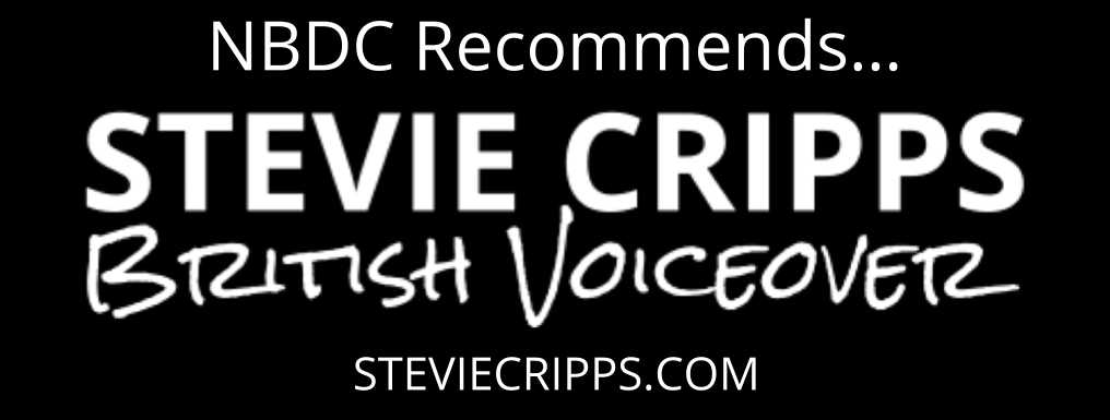 Stevie Cripps – British Voiceover Artist